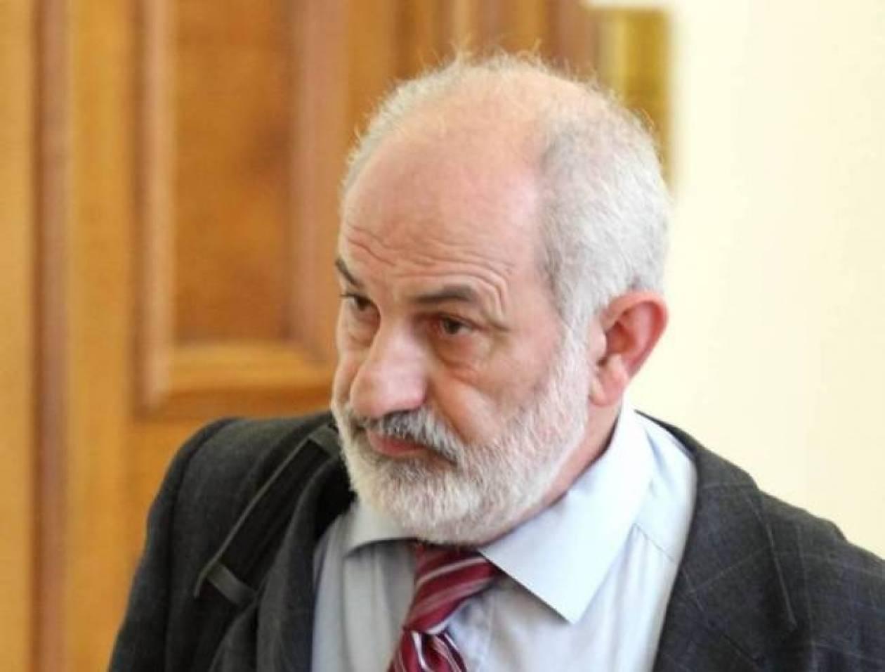 Και πάλι στη φυλακή ο πρώην Γ.Γ. Εξοπλισμών Γ. Σμπώκος