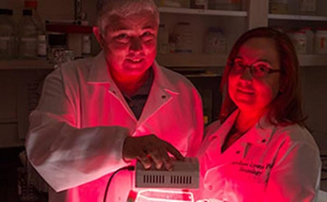 Πρωτοποριακή μέθοδος με φως περιορίζει τα συμπτώματα της σκλήρυνσης
