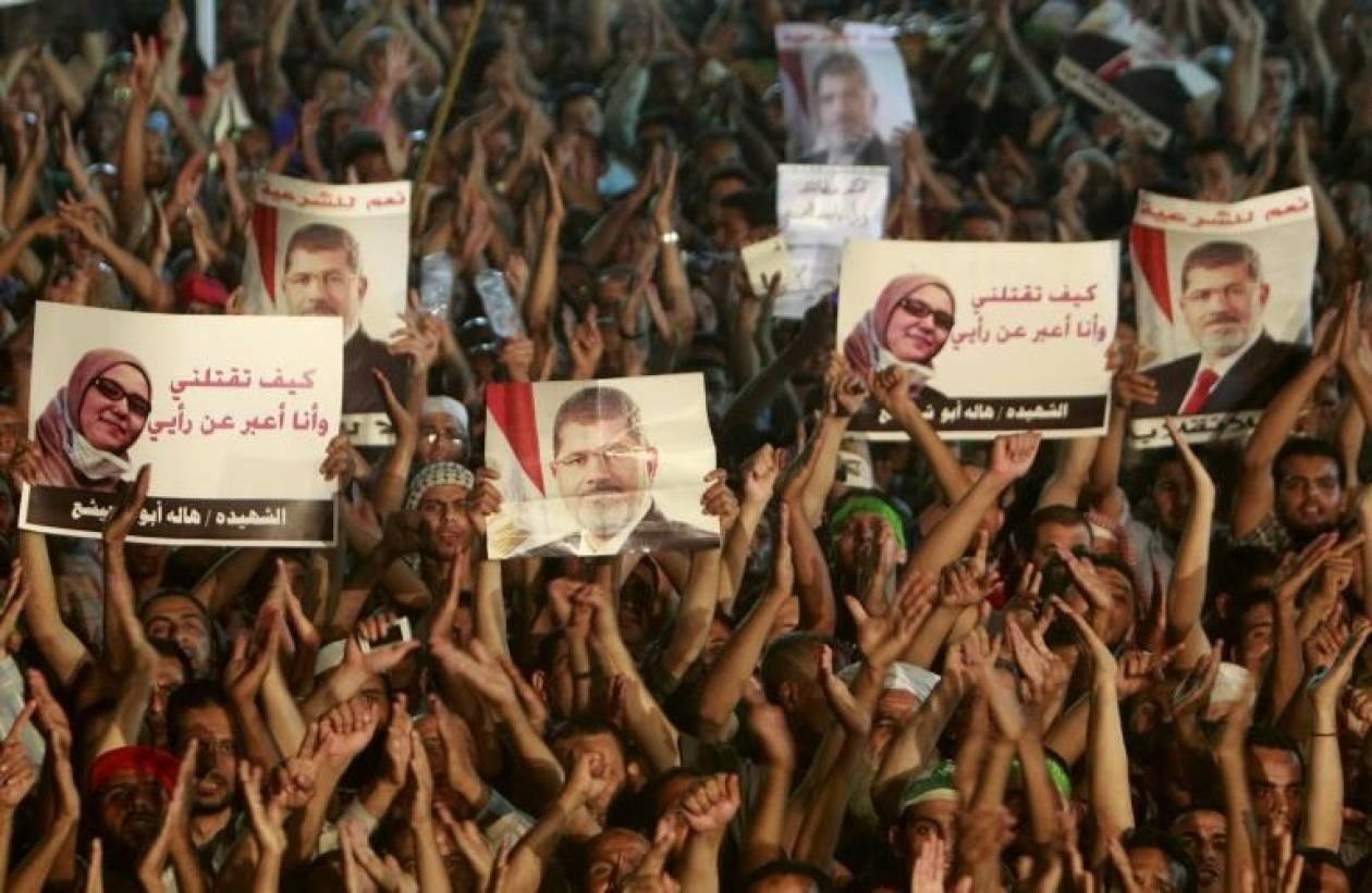Αίγυπτος:Διαδηλώσεις την ημέρα της δίκης του Μόρσι