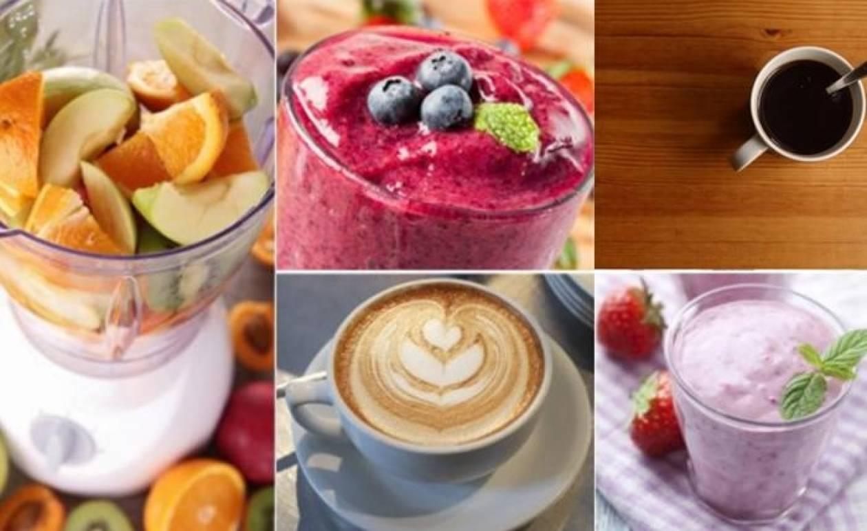 Καφές vs Smoothies: Ποιο είναι καλύτερο για τον οργανισμό;