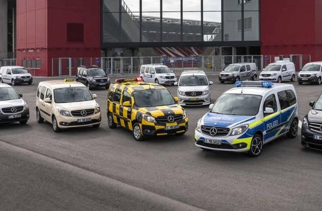 Mercedes Citan: Νέοι κινητήρες και 7 θέσεις