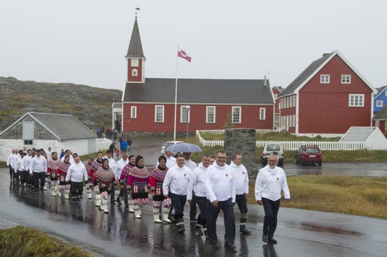 Γροιλανδία: Ανοίγει ο δρόμος για την αξιοποίηση των ορυκτών της