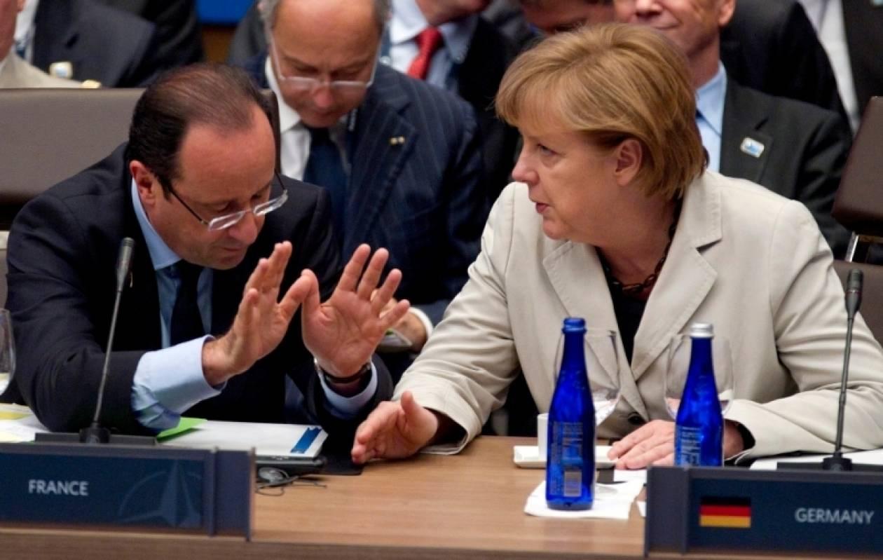 Η ΕΕ ζητάει από Μέρκελ και Ολάντ να ζητήσουν διευκρινίσεις από τις ΗΠΑ