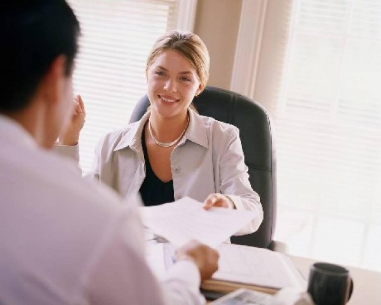 3 ερωτήσεις που πρέπει να απαντήσετε σωστά κατά τη συνέντευξή σας