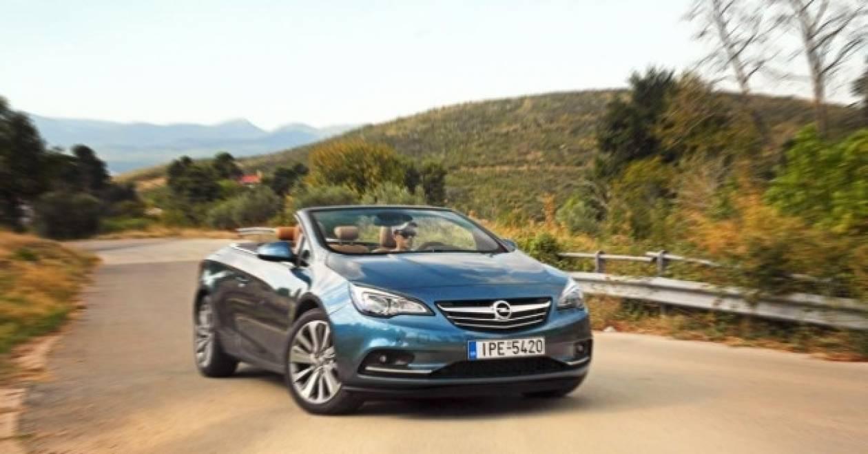 Opel Cascada 1.6 turbo Sidi