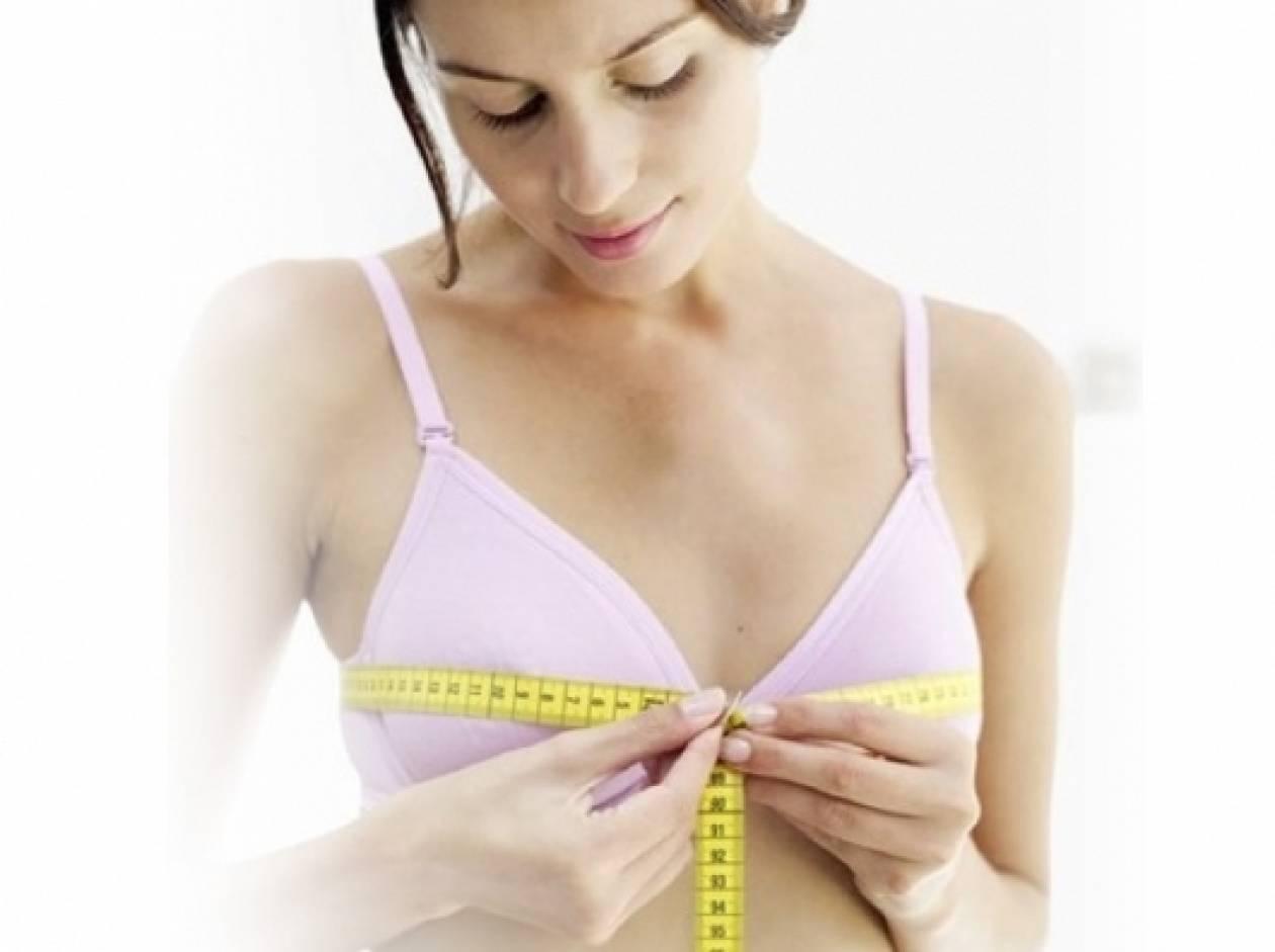 Απίστευτο: Το μέγεθος του στήθους στις γυναίκες συνδέεται με...