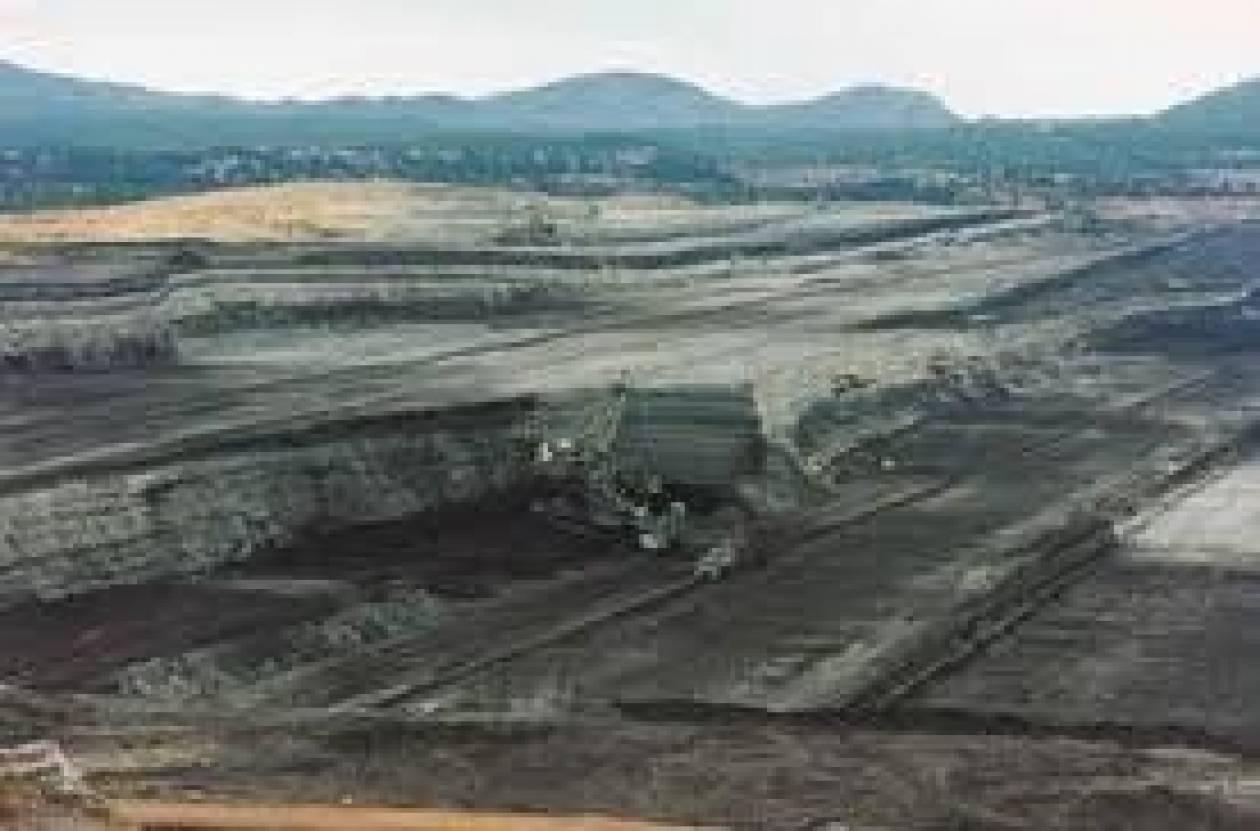 Μείωση 10% στην παραγωγή της εξορυκτικής βιομηχανίας