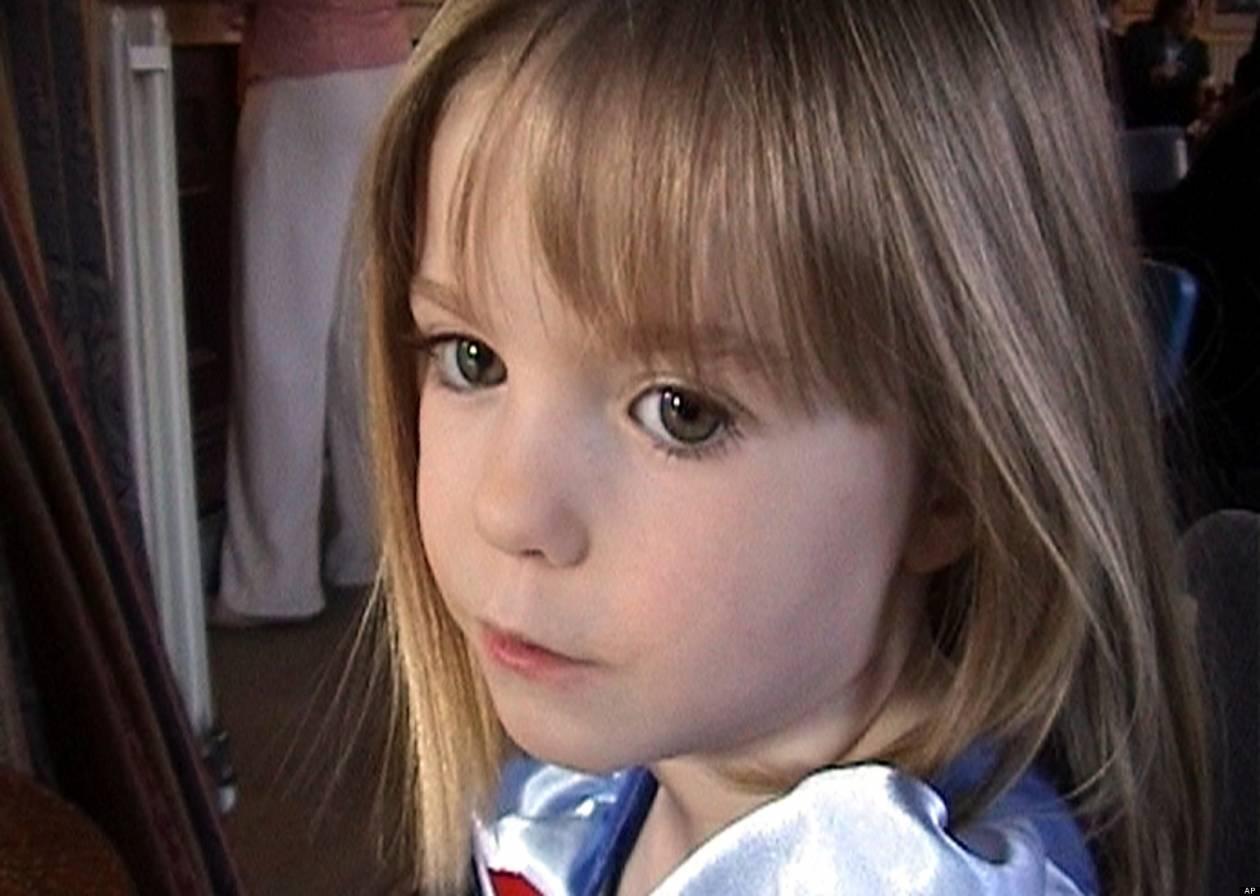 Συμμορία πέντε ατόμων απήγαγε τη Μάντλιν ΜακΚαν
