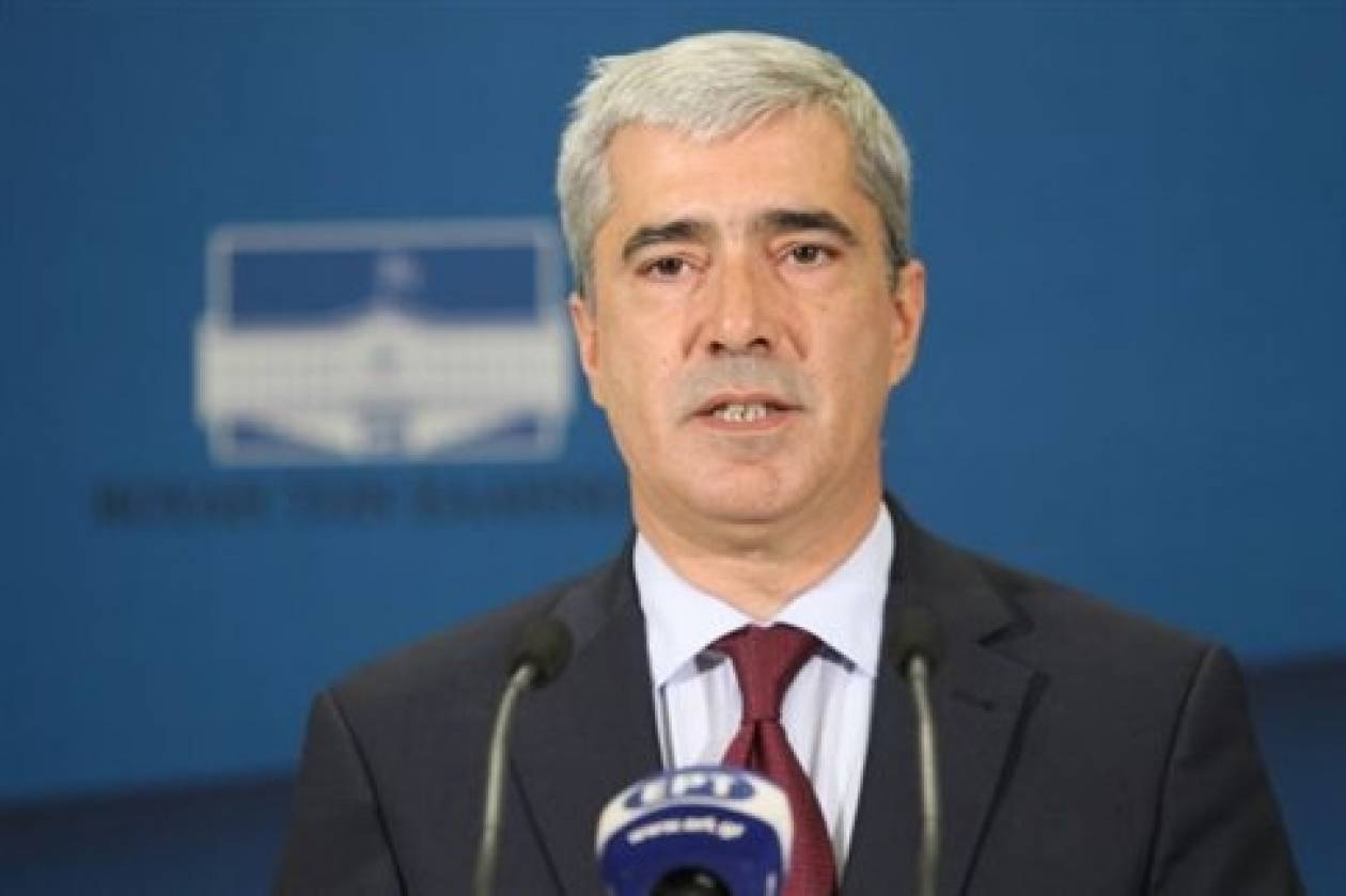 Επίθεση Κεδίκογλου στο ΣΥΡΙΖΑ: Οργανώνει την ανατροπή της κυβέρνησης
