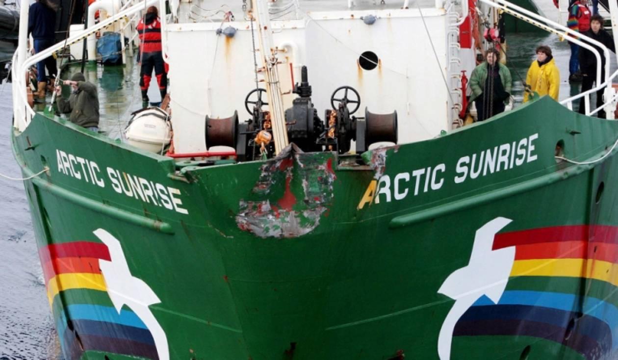 Η υπόθεση της Greenpeace στο Αμβούργο θα ξεκινήσει στις 6 Νοεμβρίου