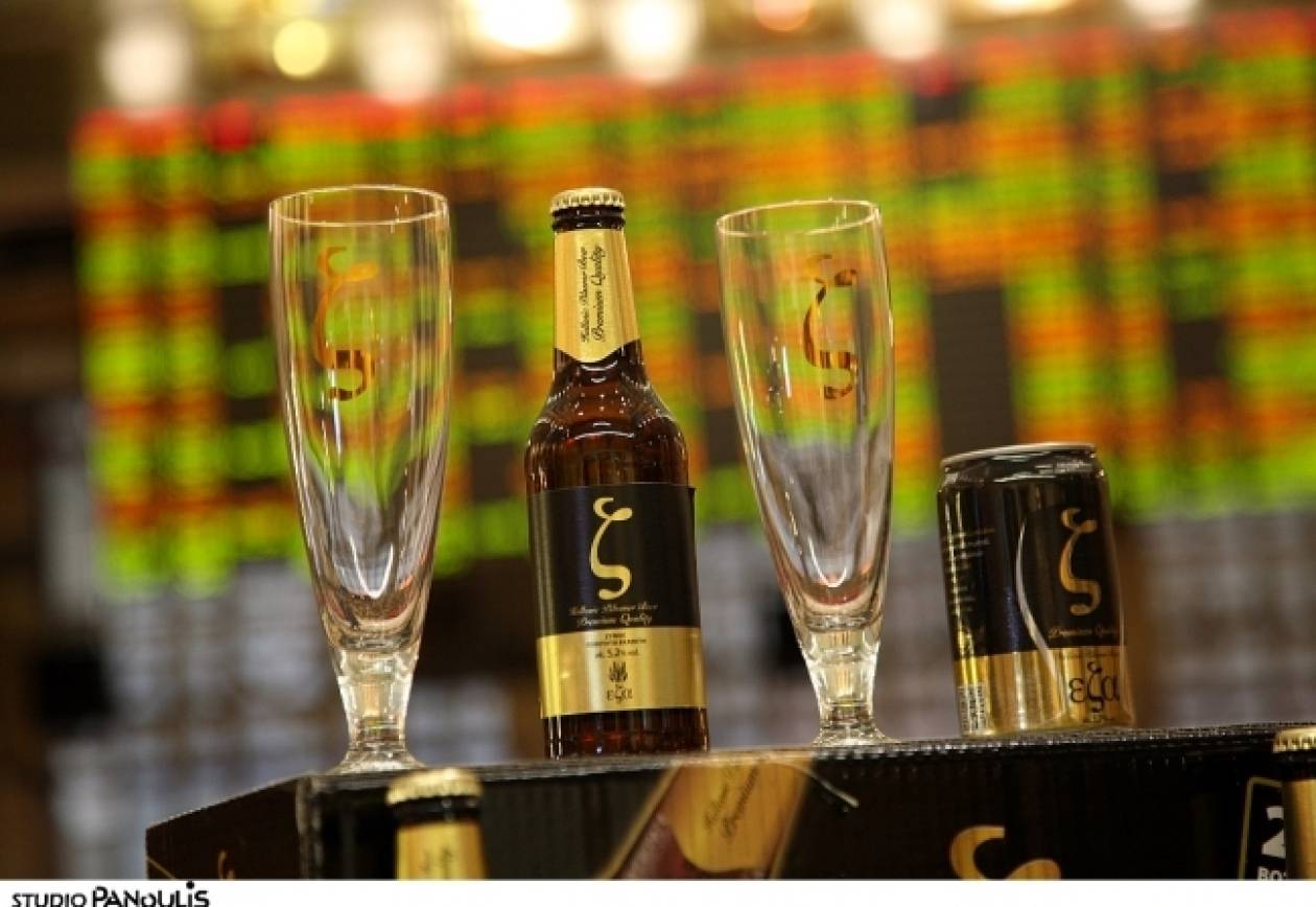 ζ Hellenic Pilsener Beer…. Η Νέα Ελληνική Premium Μπίρα