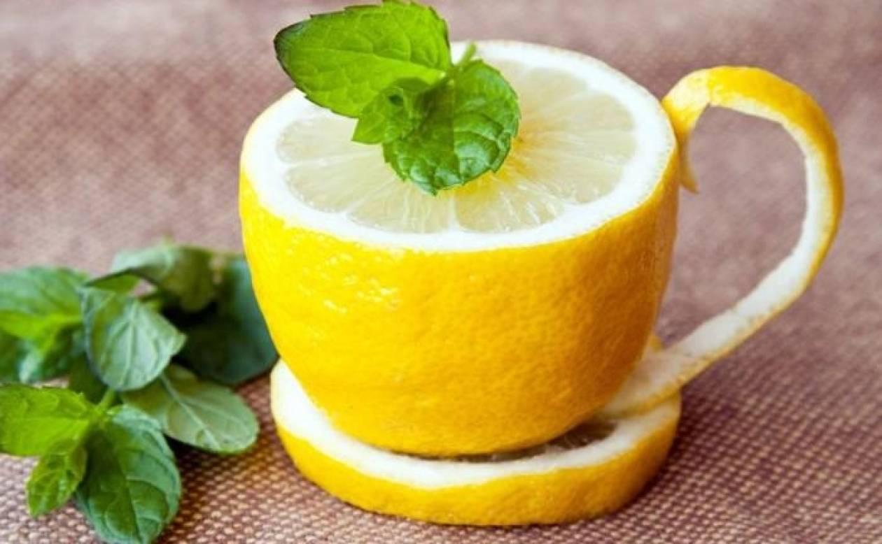 Διατροφή: 5 καλοί λόγοι να πιείτε νερό με λεμόνι