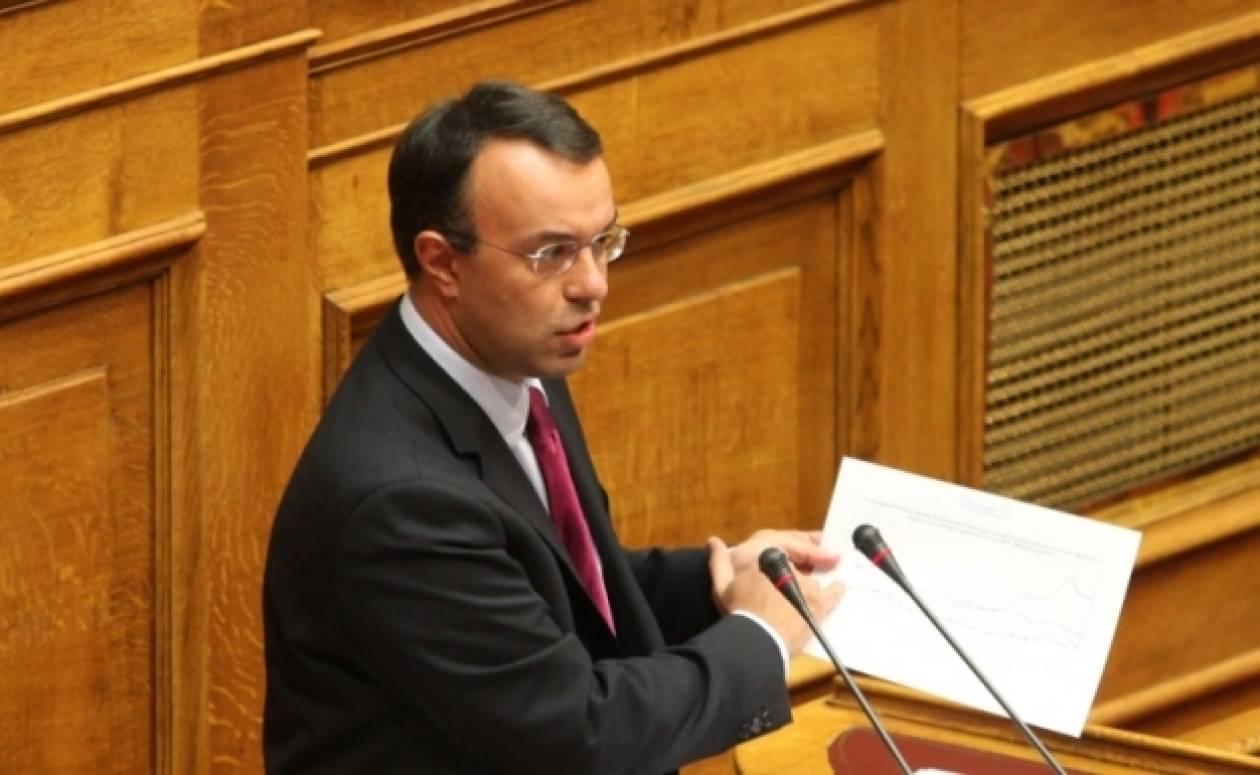 Σταϊκούρας: Δεν προκύπτουν νέα, μη ψηφισμένα, δημοσιονομικά μέτρα!