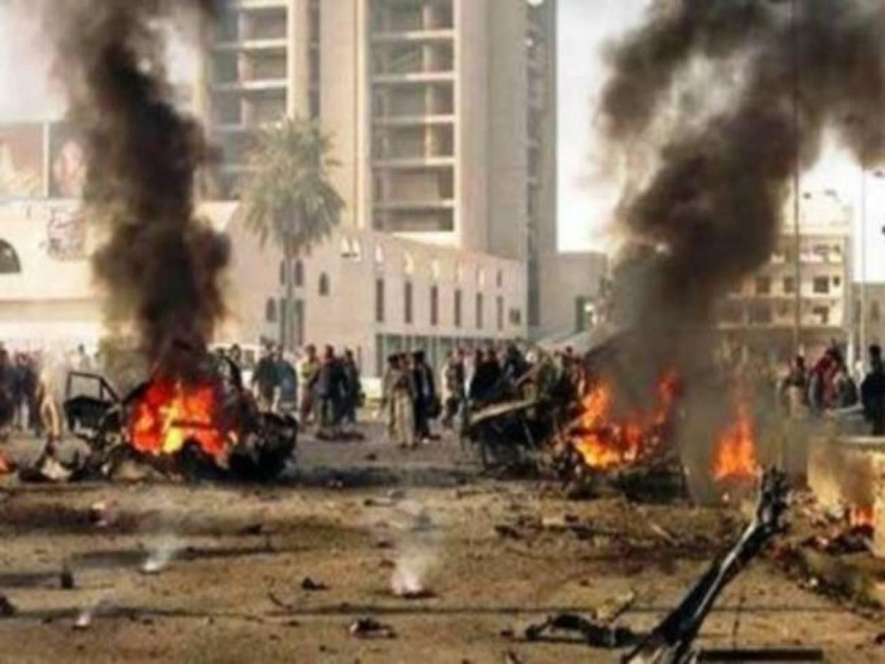 Νέο αιματοκύλισμα στο Ιράκ: 12 νεκροί σε μπαράζ εκρήξεων