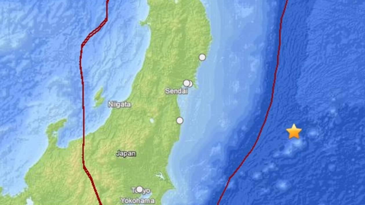 Μικρό τσουνάμι έπληξε τις Ανατολικές ακτές της Ιαπωνίας