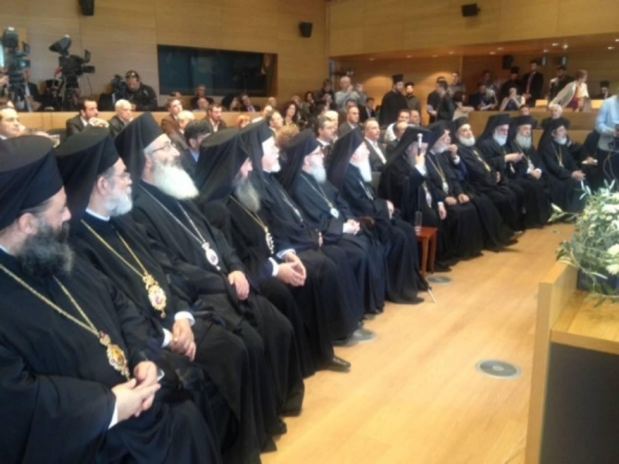 Βίντεο: Επίτιμος δημότης Θεσσαλονίκης ο Βαρθολομαίος