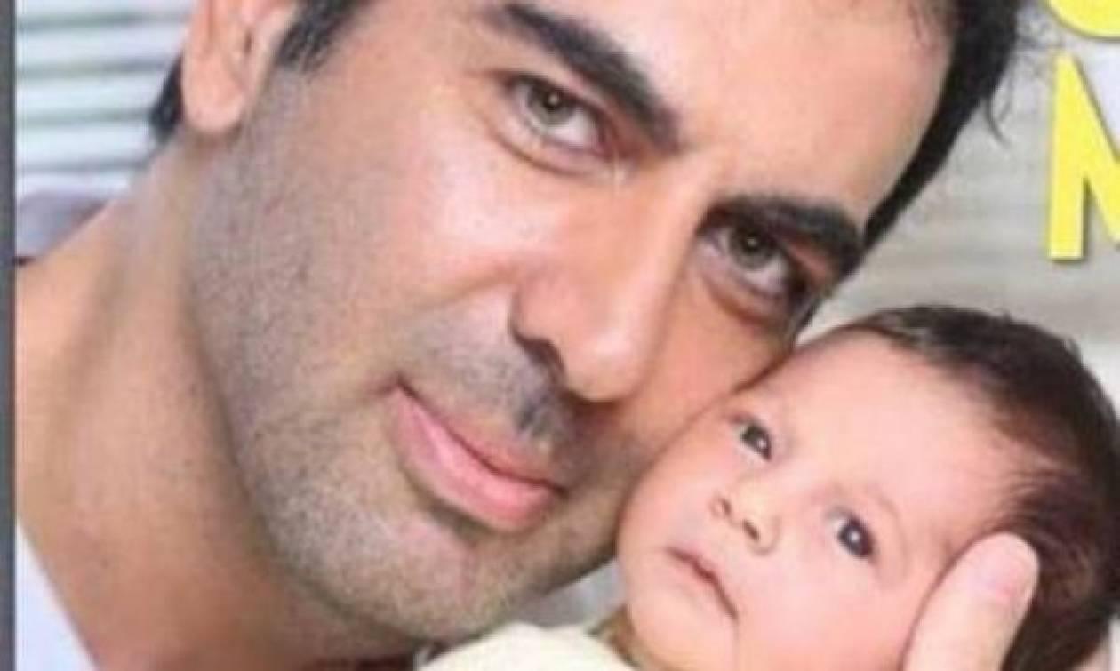 K. Γρίμπιλας προς τη νεκρή κόρη του: Έλα πίσω έστω για ένα λεπτό