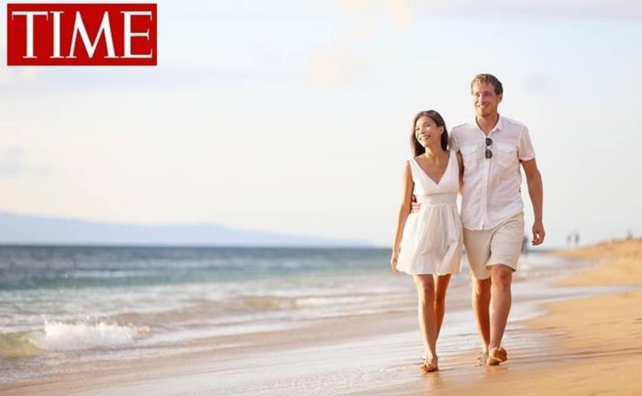 Οι άνδρες περπατούν πιο αργά όταν είναι ερωτευμένοι!