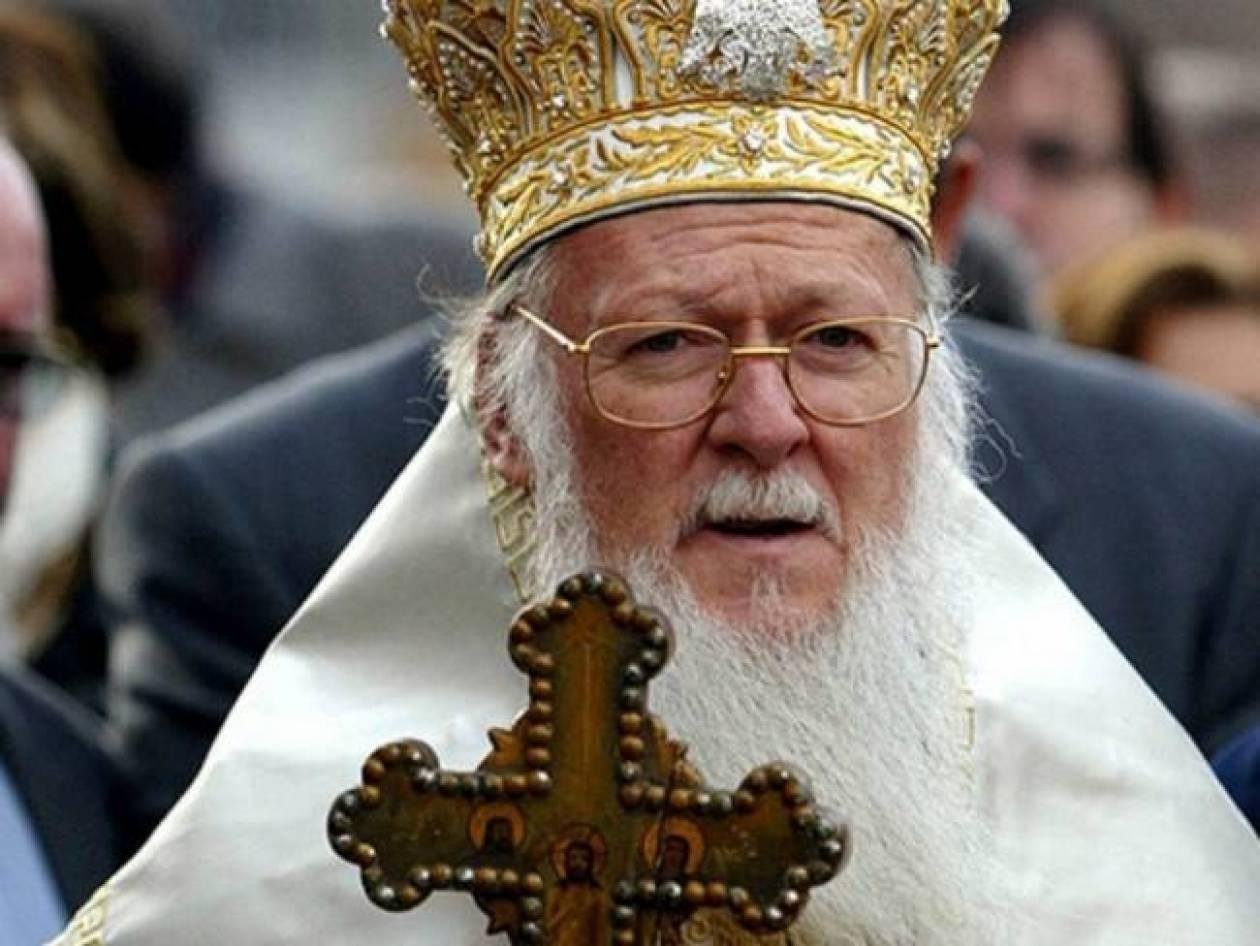Στην Ιμβριακή Ένωση Μακεδονίας- Θράκης ο Οικουμενικός Πατριάρχης
