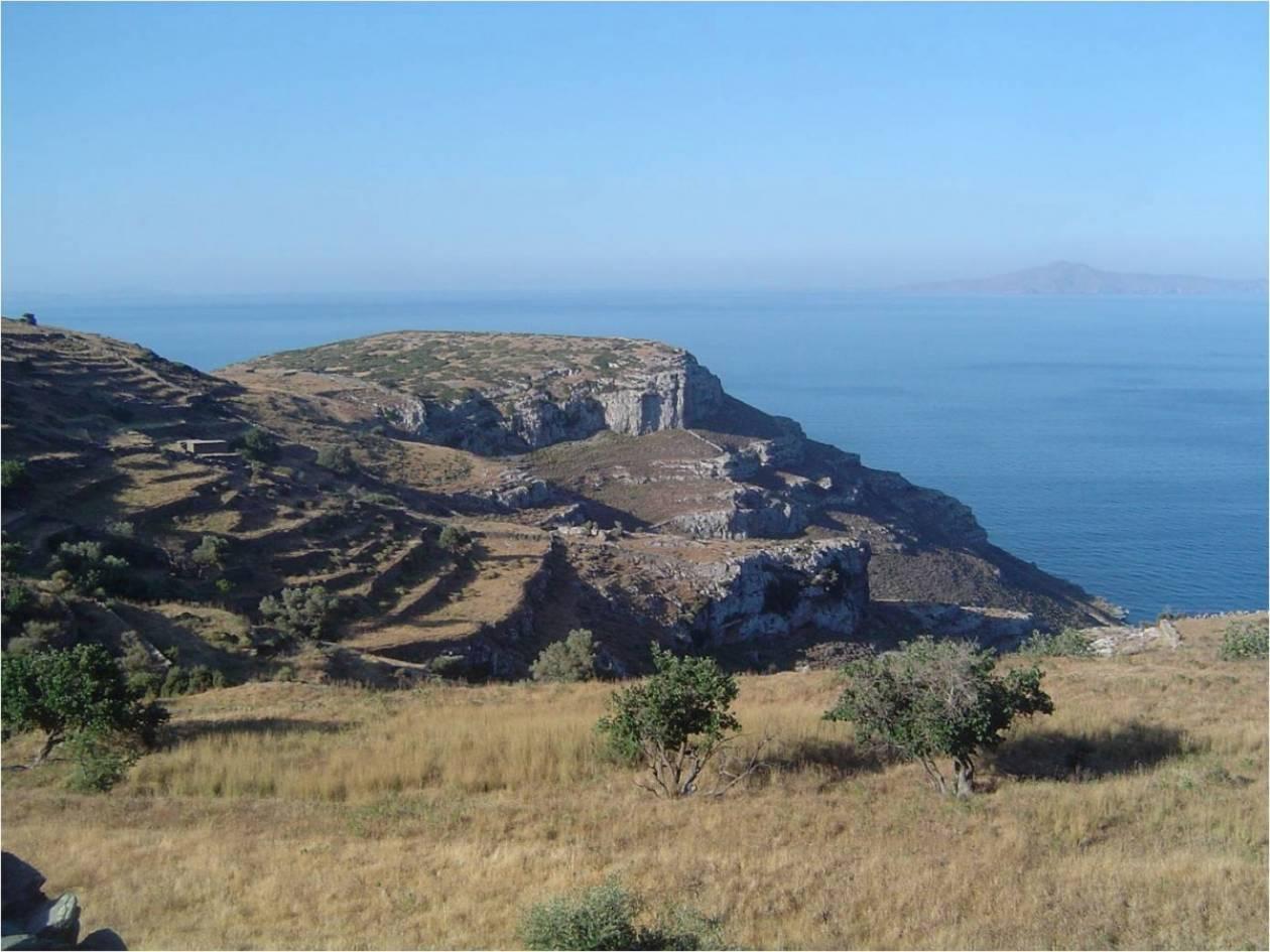 Μυστηριώδης εξαφάνιση της αρχαίας Ζαγοράς στην Άνδρο