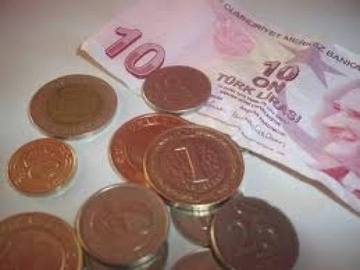 Η ανάπτυξη της τουρκικής οικονομίας θα ανέλθει στο 5,4%