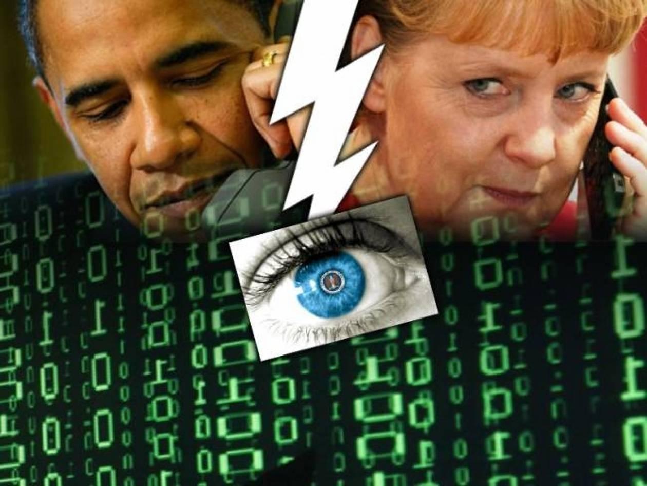 Spiegel: Ο Ομπάμα γνώριζε για τις παρακολουθήσεις από το 2010!