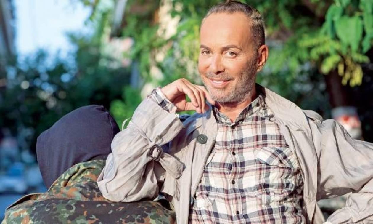 Λάκης Γαβαλάς: Τα φλερτ και οι επώνυμες επισκέψεις στη φυλακή