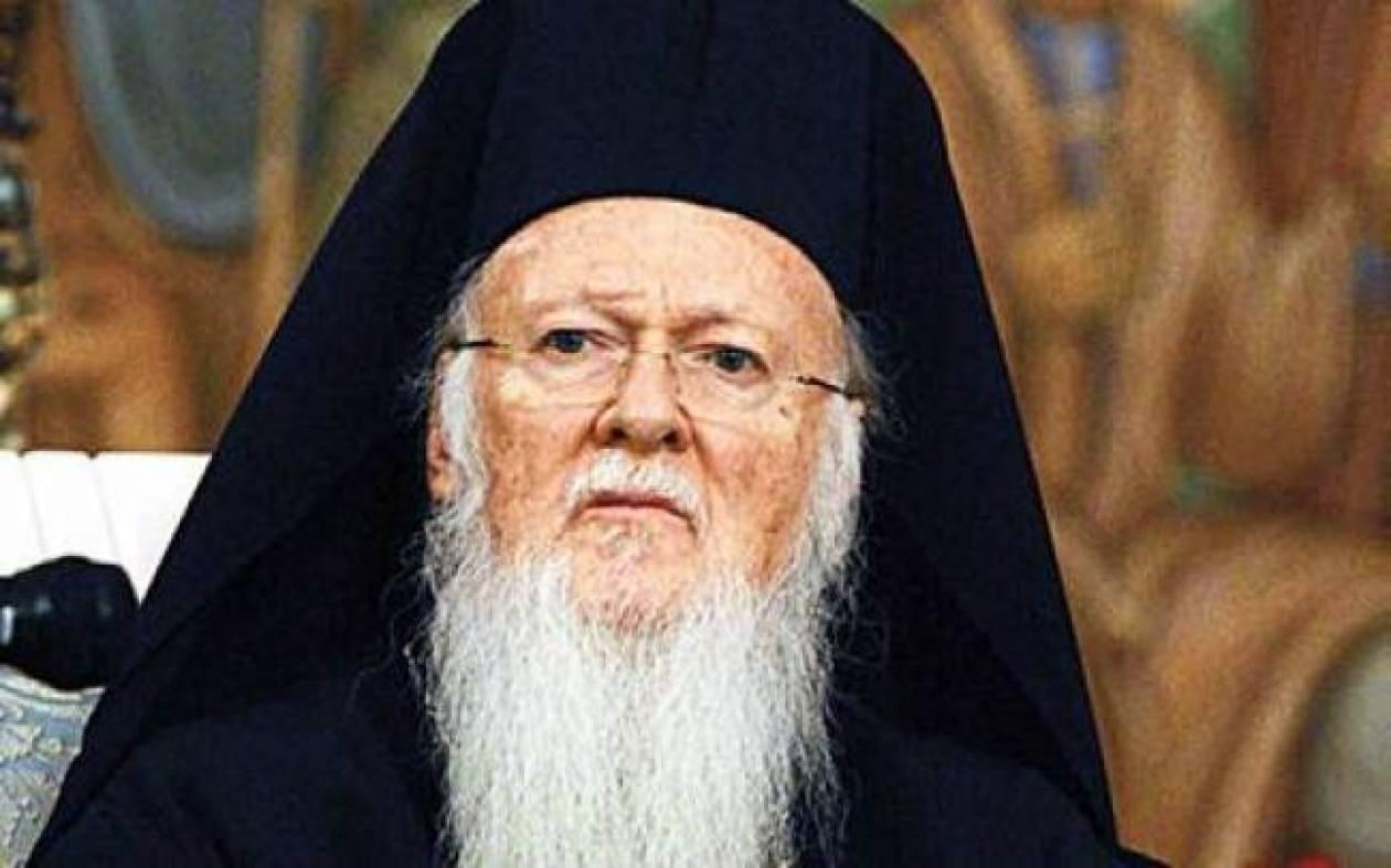 Αναχώρηση του Οικουμενικού Πατριάρχη για την Κωνσταντινούπολη