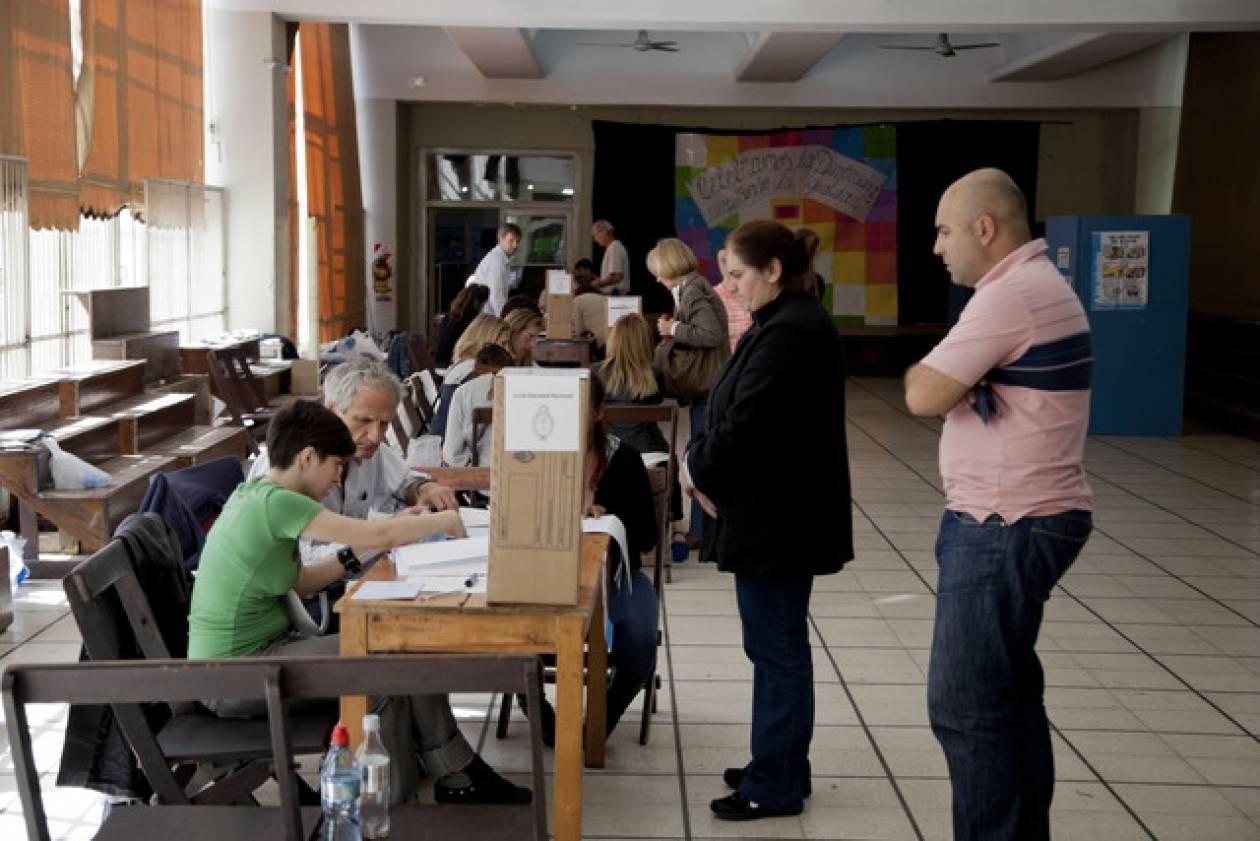 Αργεντινή:Διαφαινόμενη νίκη της αντιπολίτευσης στις ενδιάμεσες εκλογές