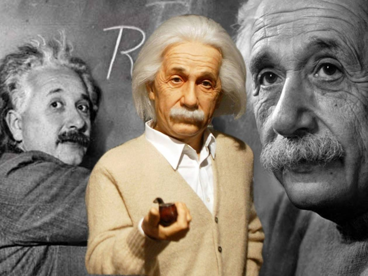 Albert Einstein:Τα μυστικά του μεγαλύτερου εγκεφάλου της φυσικής