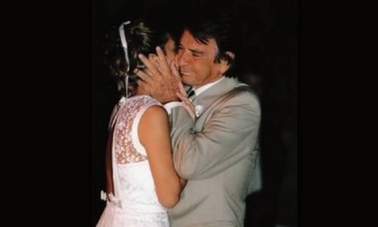 Δείτε τη μεγάλη κόρη του αξέχαστου Νίκου Κούρκουλου, Μελίτα...