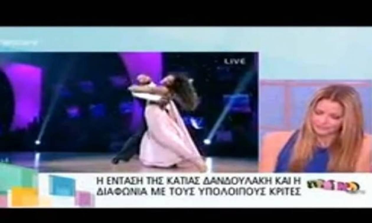 Τζένη Μπαλατσινού: «Ο Κωστάλας χθες ήταν...χαμένος στη μετάφραση»