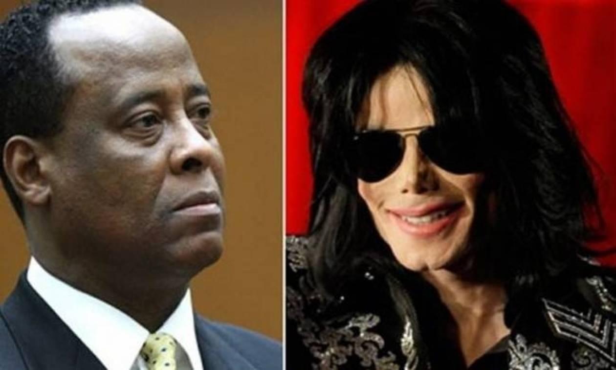 Αποφυλακίστηκε ο γιατρός του Michael Jackson