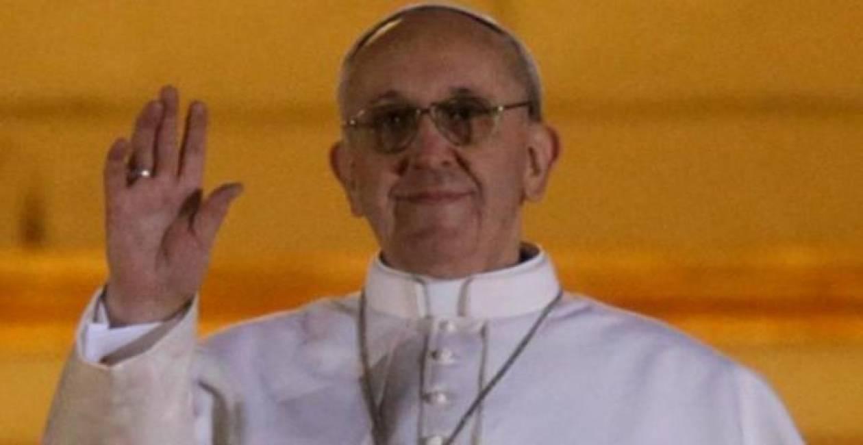 Ιταλία:O πάπας Φραγκίσκος δώρισε 200 ευρώ σε άστεγο της Βενετίας