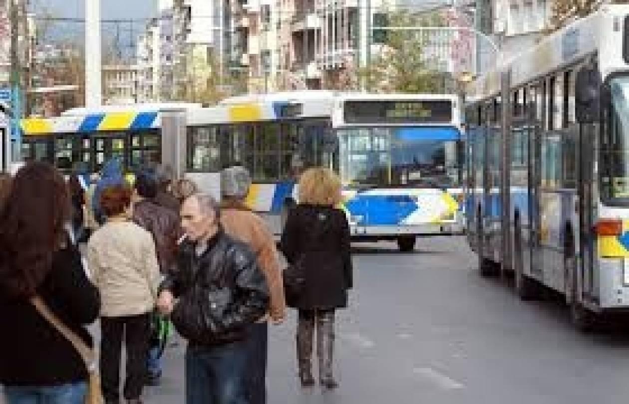Σταθερή παραμένει η τιμή του εισιτηρίου στα μέσα μαζικής μεταφοράς