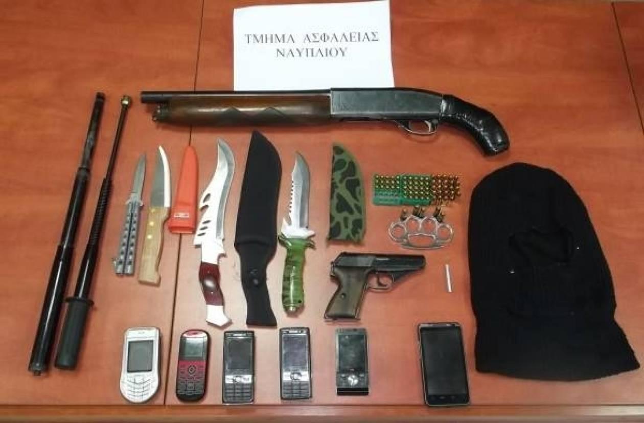ΣΟΚ στην Αργολίδα: Μαχαίρωσε με μανία συγχωριανό του