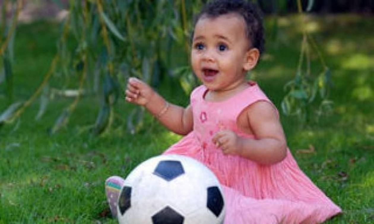 Κατεψυγμένο έμβρυο για μία 10ετία, σήμερα είναι τριών ετών κοριτσάκι