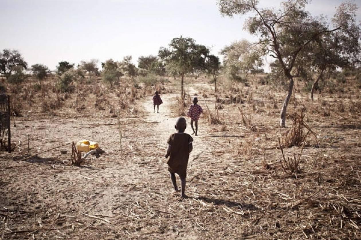 Νίγηρας:Τουλάχιστον 35 νεκροί από τη δίψα