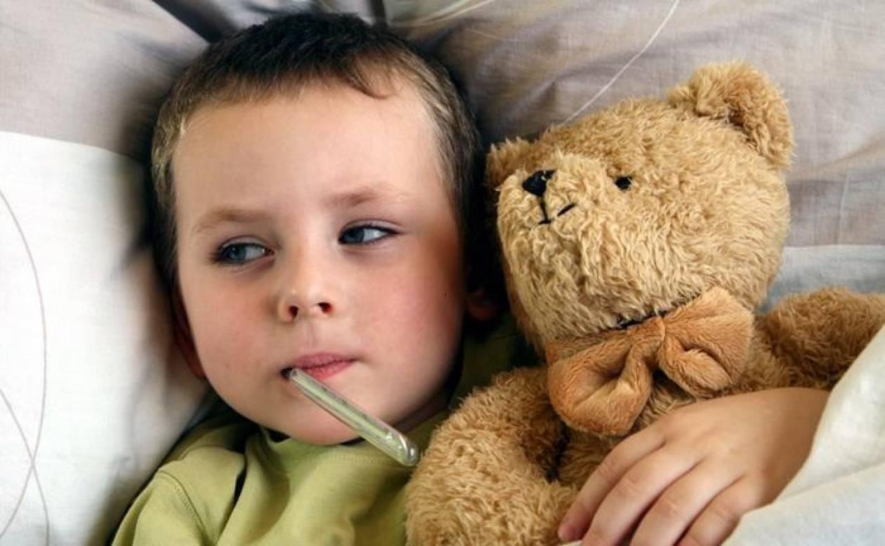 Ακόμη και τα απολύτως υγιή παιδιά μπορεί να πεθάνουν από τη γρίπη