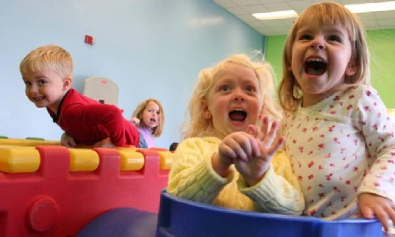 Πιο λίγα τα υπερκινητικά παιδιά, στις ηλιόλουστες χώρες
