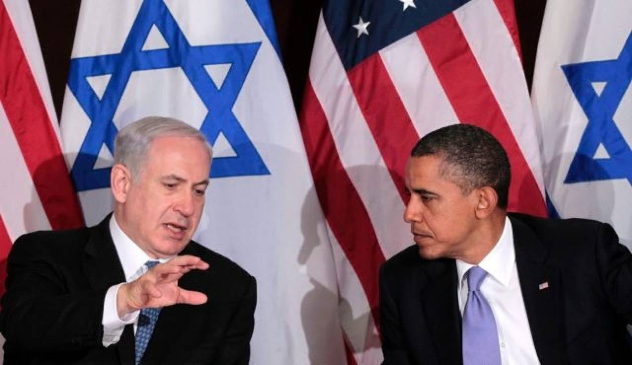 Τηλεφωνική επικοινωνία μεταξύ Ομπάμα και Νετανιάχου
