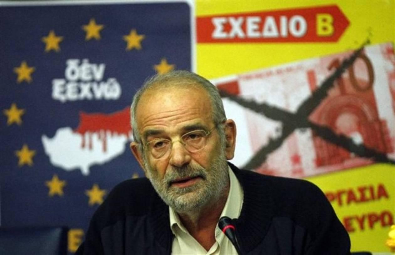 Αλαβάνος:Αβίωτη η κατάσταση–Το δίλλημα είναι «ναι ή όχι στην Ευρωζώνη»