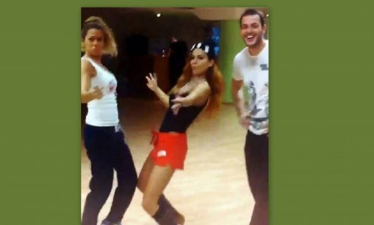 "Dancing with the stars 4:Το ""καυτό"" τσιφτετέλι Στικούδη-Χατζίδου"