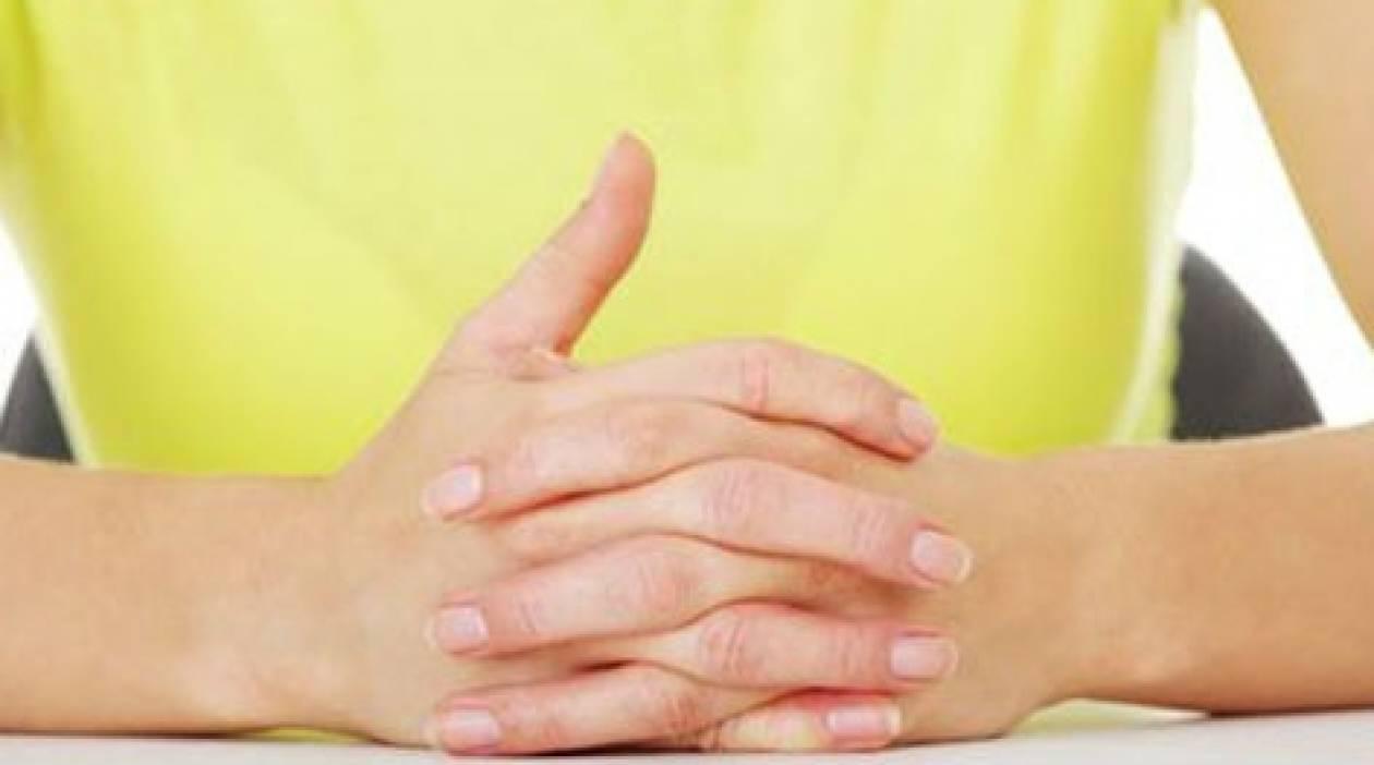 Κάνεις «κρακ» τα δάχτυλα σου; Να γιατί πρέπει να το σταματήσεις!