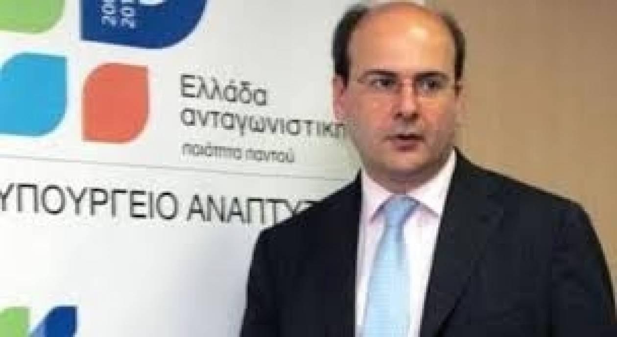 Κ.Χατζηδάκης: Έρχονται νέα μέτρα ενίσχυσης της ανταγωνιστικότητας