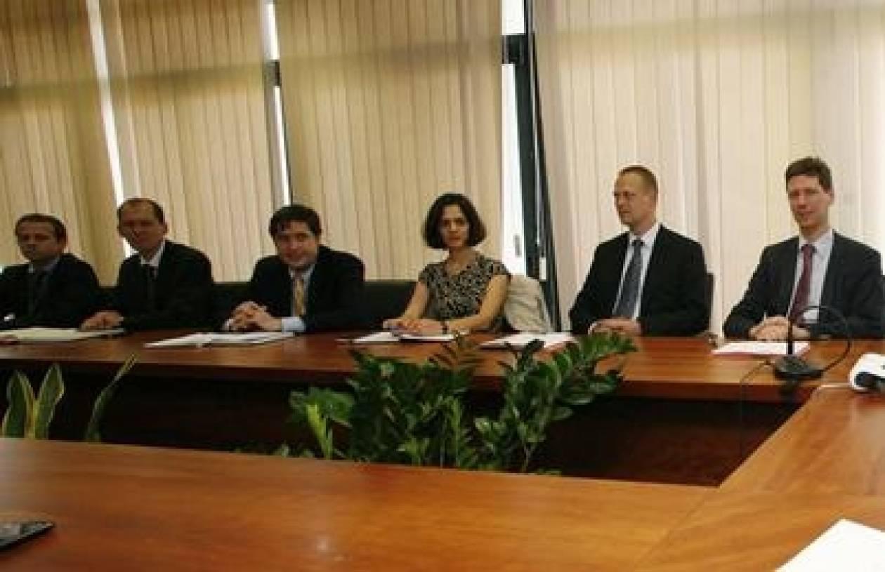 Σειρά συναντήσεων της Τρόικα στην Κύπρο