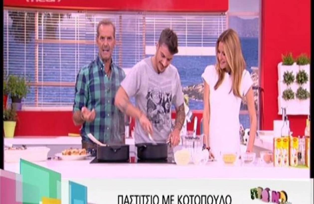 Ο Κωστόπουλος «κάρφωσε» την Μπαλατσινού!