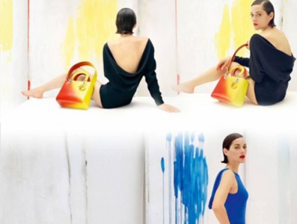 Dior: η Marion Cotillard πρωταγωνιστεί και στη resort καμπάνια