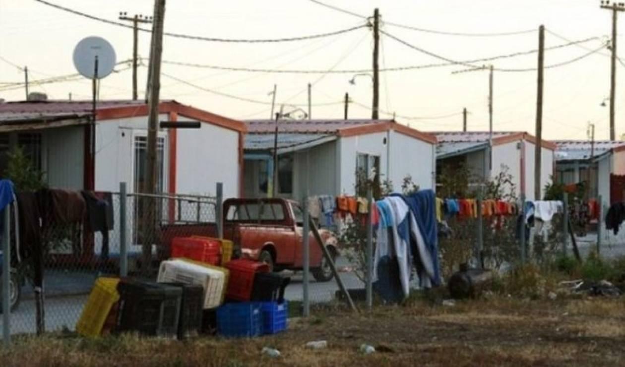 Έρευνα σε καταυλισμό Ρομά στον Άγιο Νικόλαο Βόνιτσας