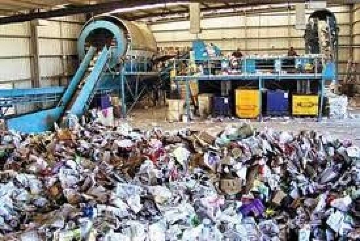 Πράσινο φως για τη συνεργασία ΔΕΗ - ΤΕΡΝΑ στη διαχείριση αποβλήτων